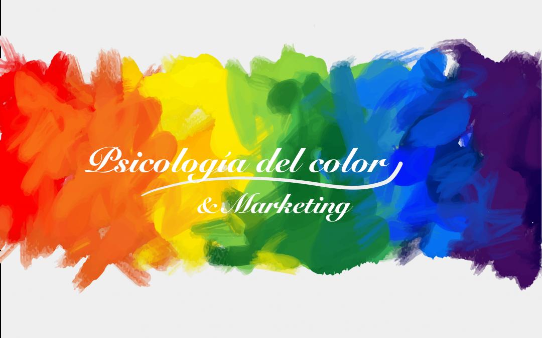 El Marketing y la Psicología del Color